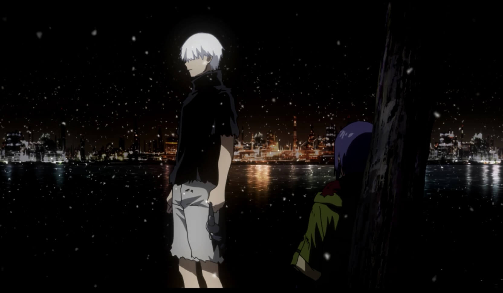 Anime Tokyo Ghoul Root A
