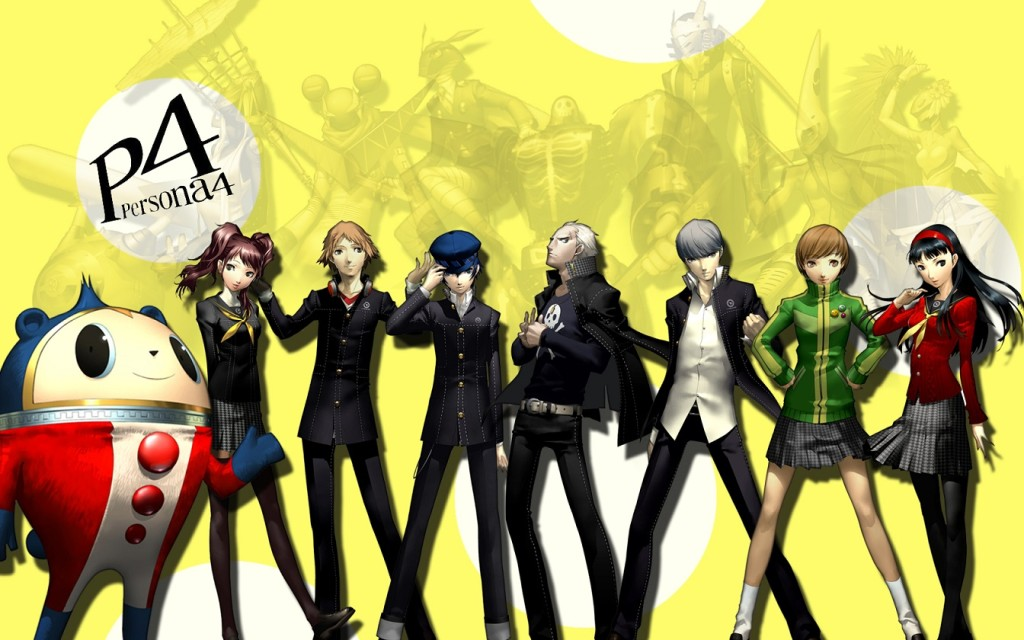 Lista Animes Outono 2011 - Persona 4 The Animation