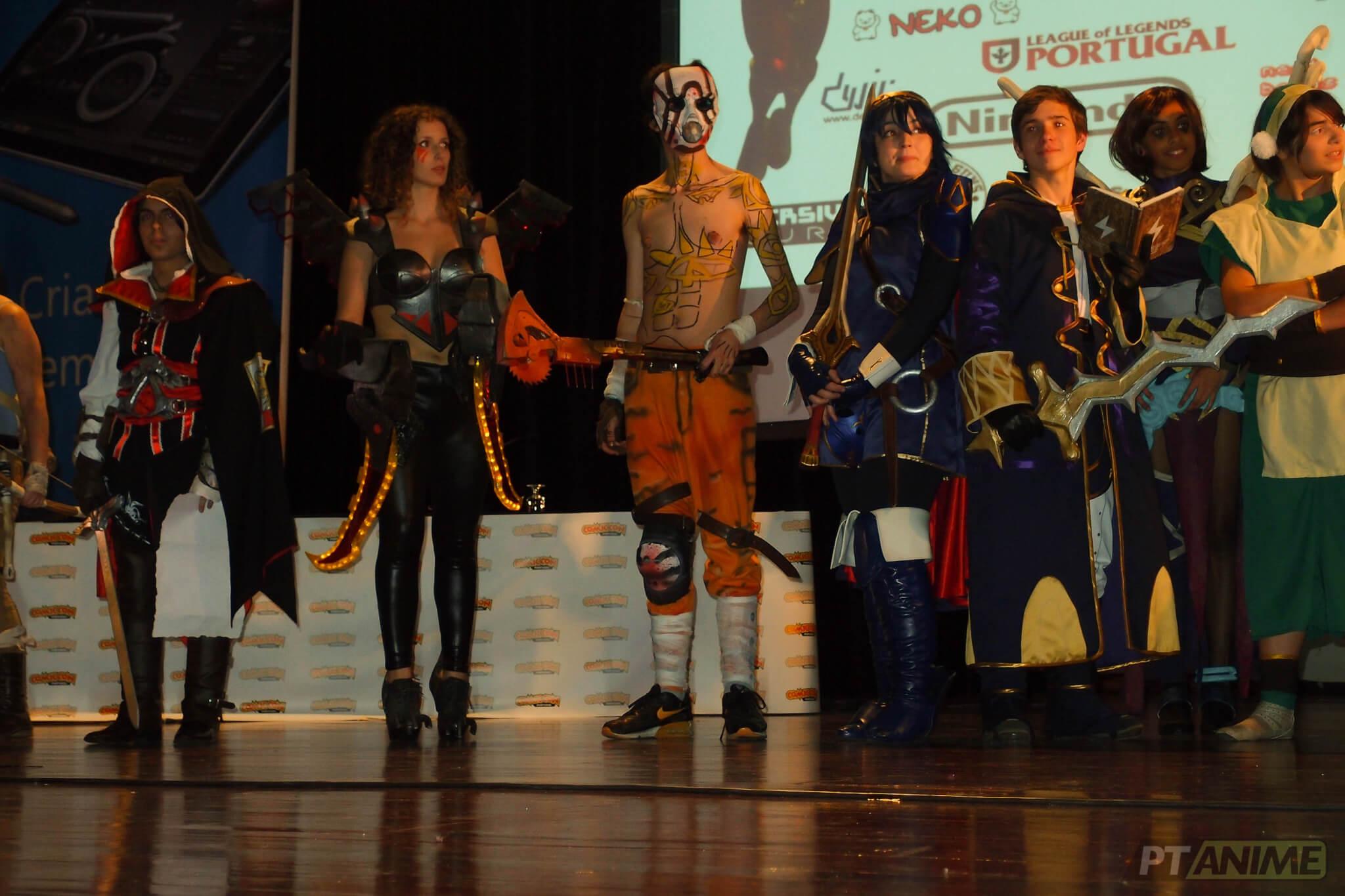 Fotogaleria Cosplay Comic Con Portugal 2014   ptAnime