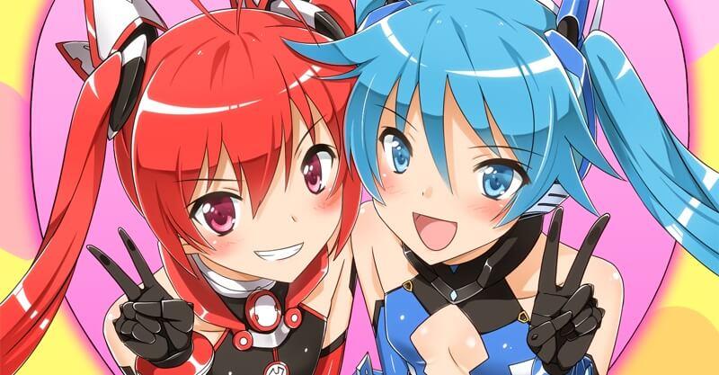 Lista Animes Outono 2014 - Ore Twintails ni Narimasu