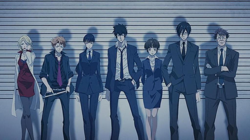 Lista Animes Outono 2014 - Psycho Pass 2