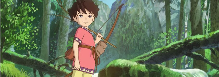 Lista Animes Outono 2014 - Sanzoku no Musume Ronja