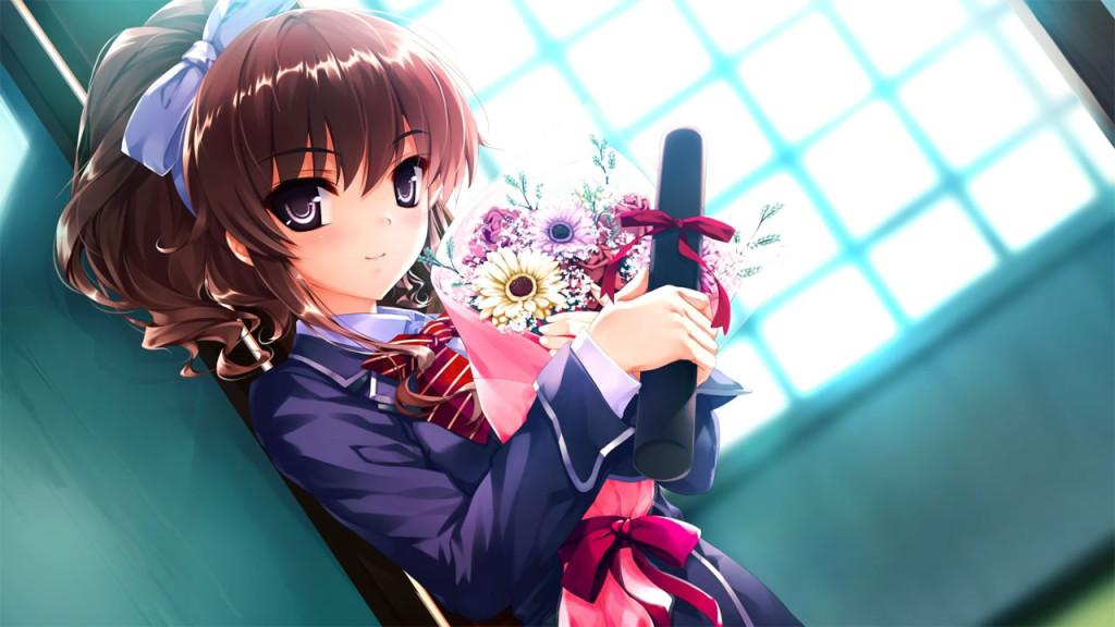 Lista Animes Outono 2014 - Ushinawareta Mirai wo Motomete