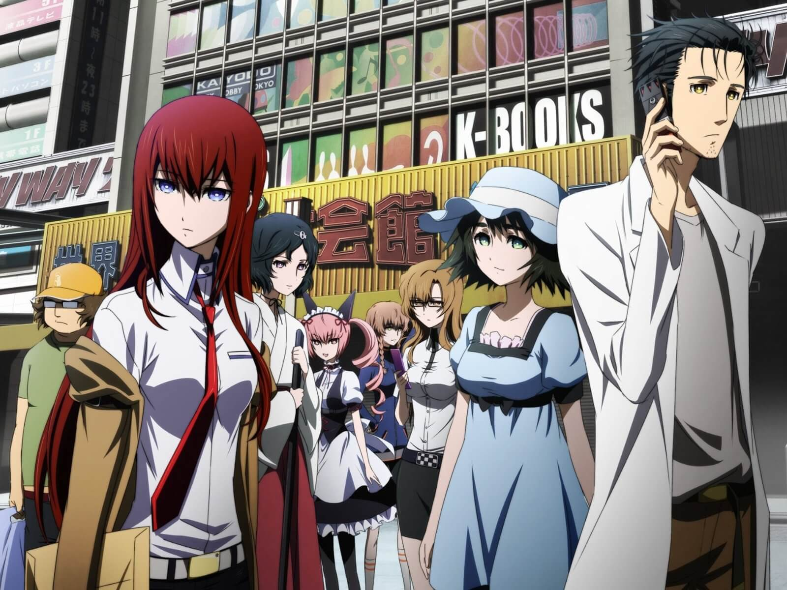 Anime Steins Gate
