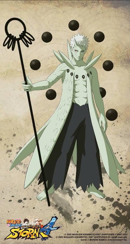 Imagens de Naruto e Sasuke vs Jinchuriki Obito | Naruto Storm 4