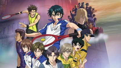 Lista Animes Inverno 2012 - Prince of Tennis II