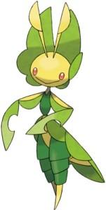 As Origens de Pokémon - Leavanny
