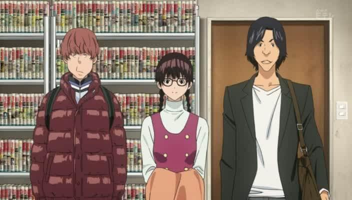 Anime Bakuman 2