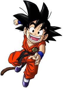Personagens Dragon Ball | Son Goku