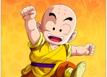 Personagens Dragon Ball | Krillin