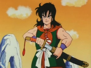 Personagens Dragon Ball | Yamcha