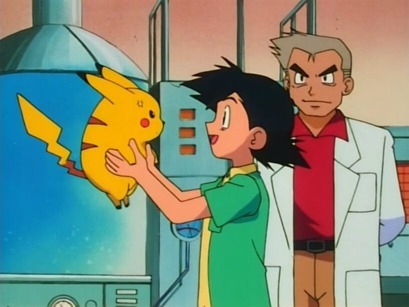 Pokémon Indigo League - Ash & Pikachu