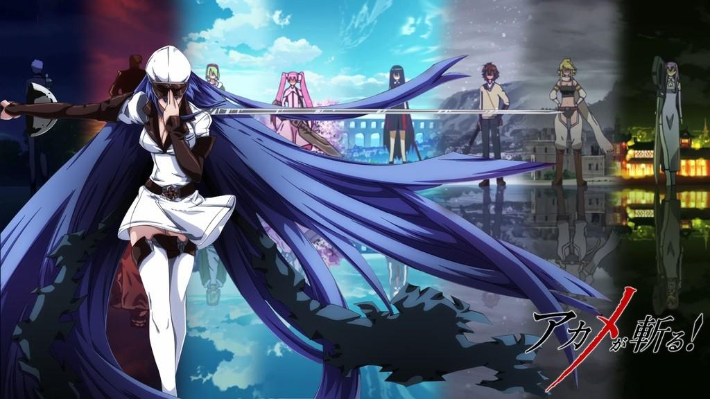 Akame ga Kill! - Esdeath