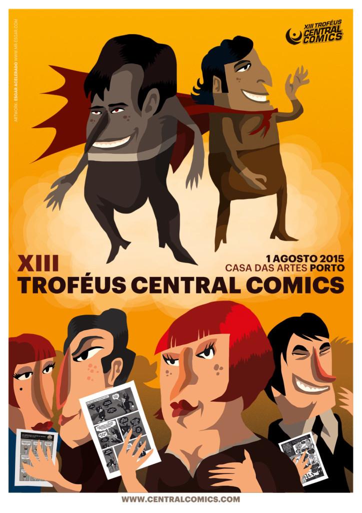 Central Comics Fest 2015 - Dois Dias de Cultura Pop
