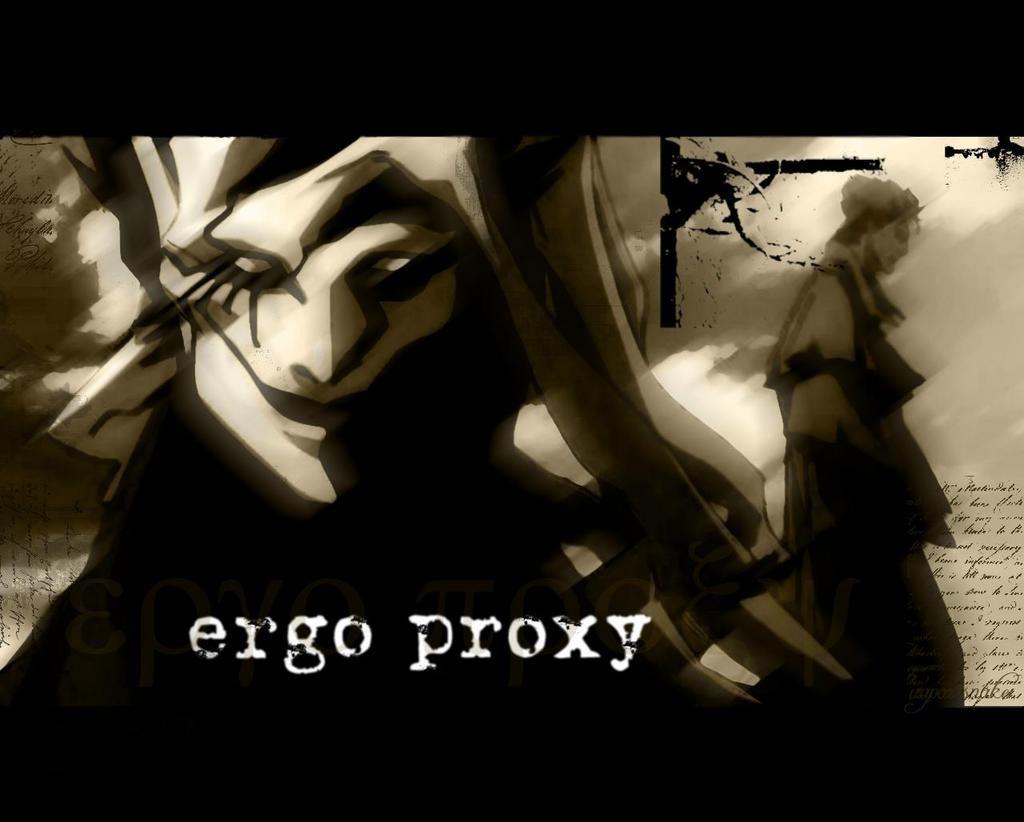 Anime Ergo Proxy