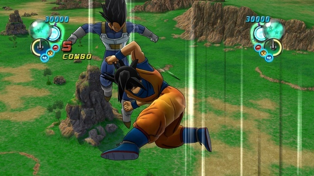 Dragon Ball Z Ultimate Tenkaichi a chegar