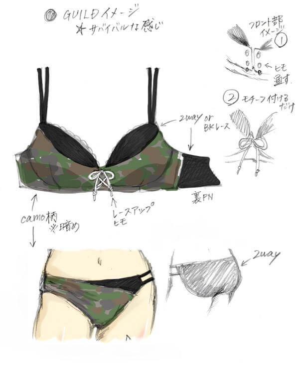 Worick e Nicolas inspiram peças de lingerie | Gangsta.