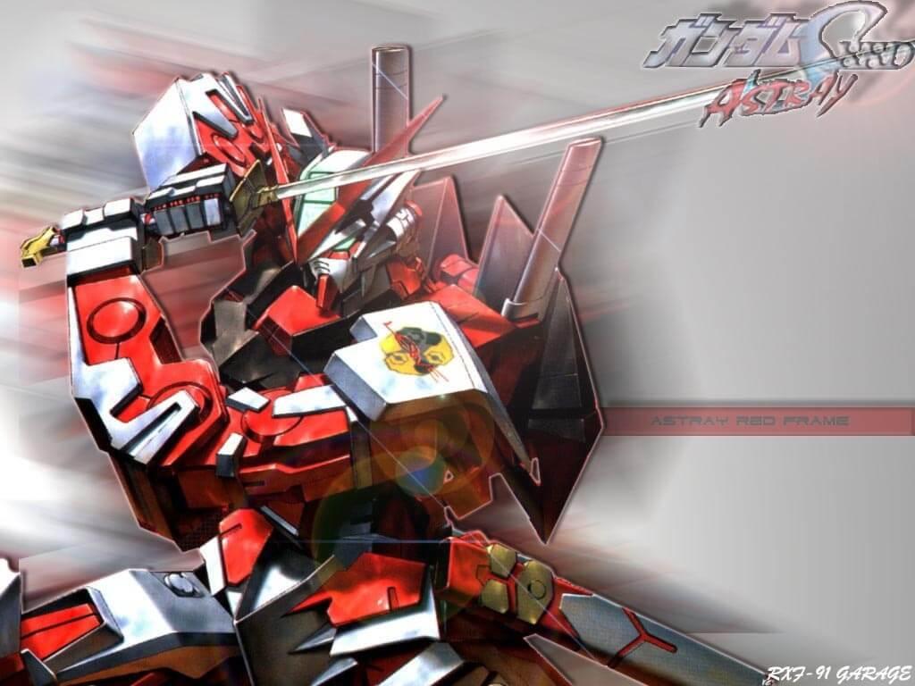 Gundam Seed Astray Wallpaper Novo Gundam Seed Astray em