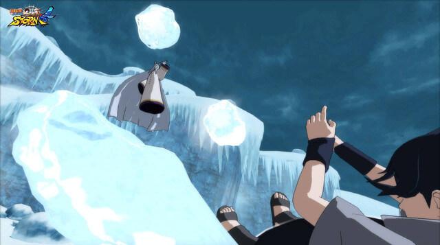 Naruto Storm 4 revela imagens da Kaguya