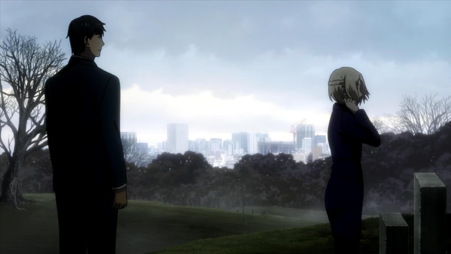Tokyo Ghoul Root A Amon Akira