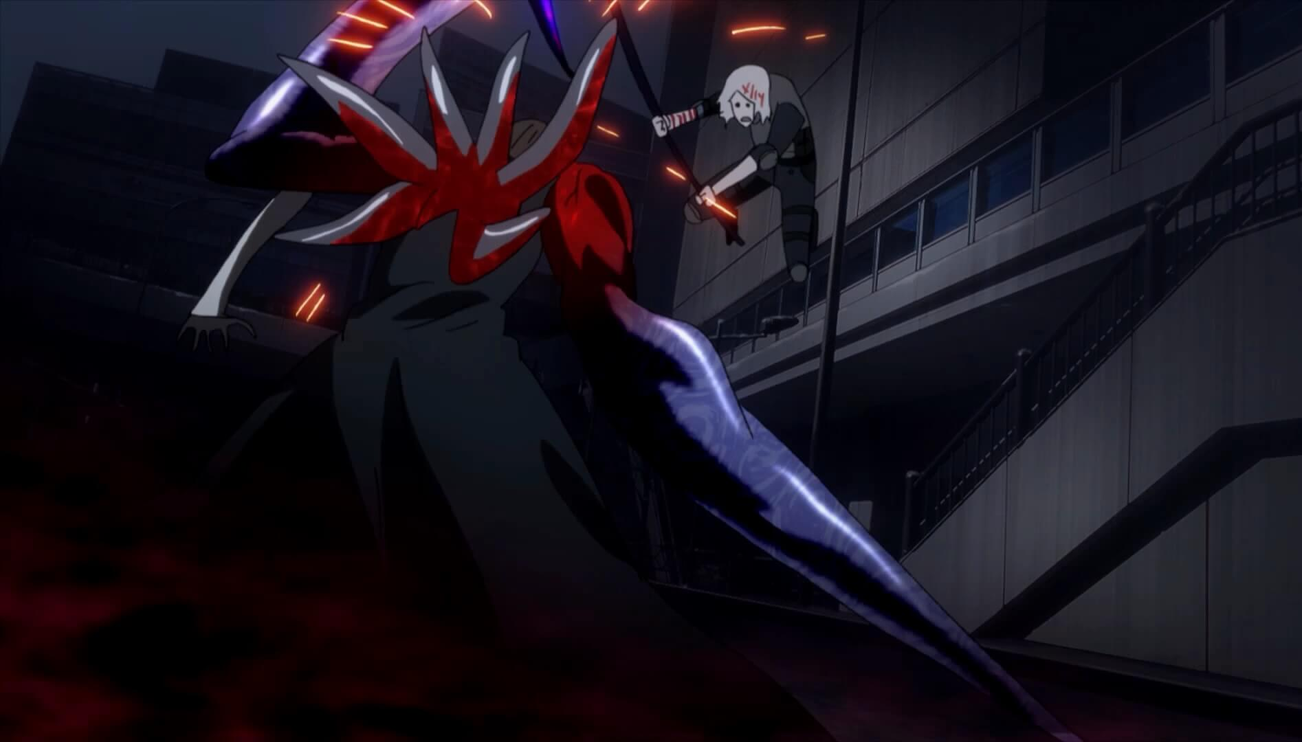 Tokyo ghoul root a derp