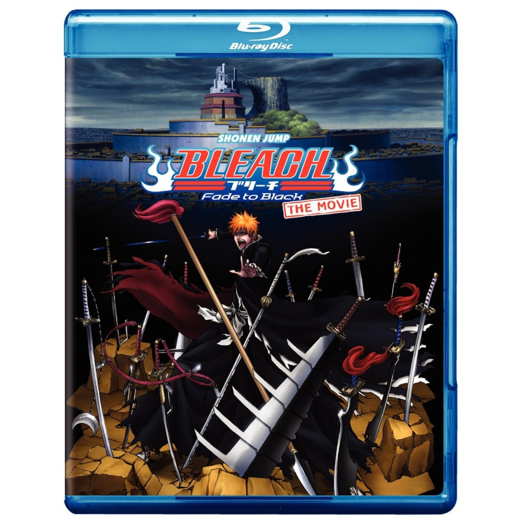 DVDs Blu-rays Anime Novembro 2011 | Bleach the Movie Fade to Black Blu-ray