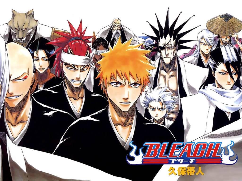 Anime Bleach | Episódios Semanais