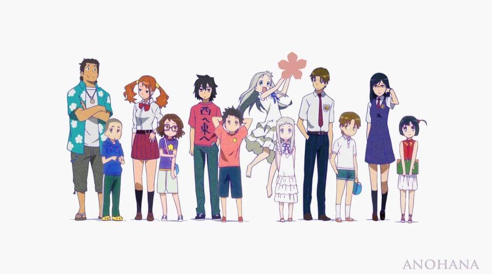 Top 8 Razões porque anime não presta