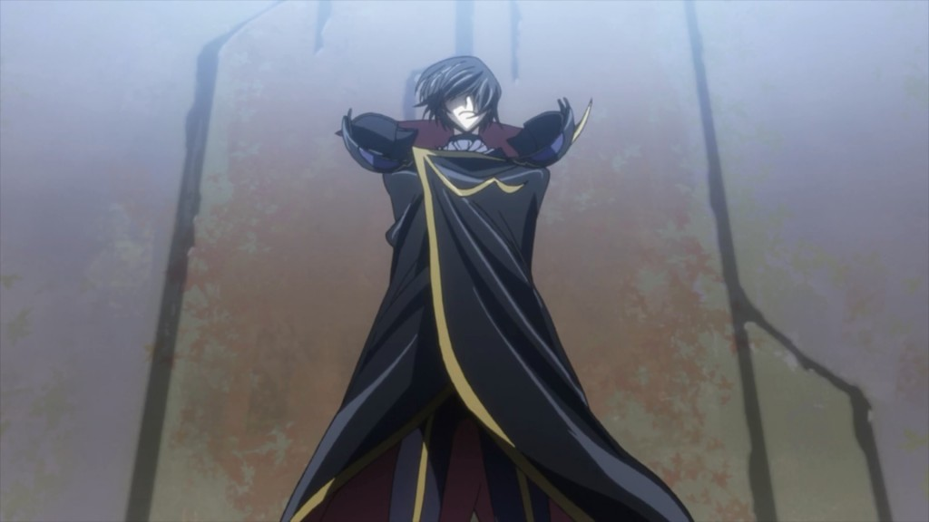 Anime Code Geass Lelouch of the Rebellion