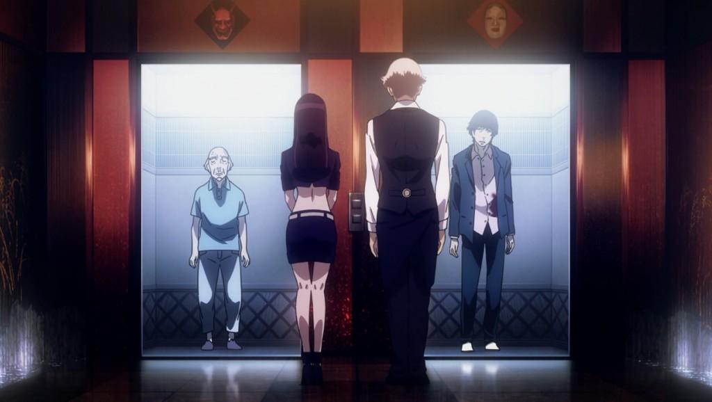 Death Billiards Anime