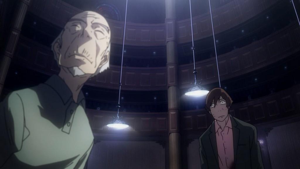 Personagens Anime Death Billiards