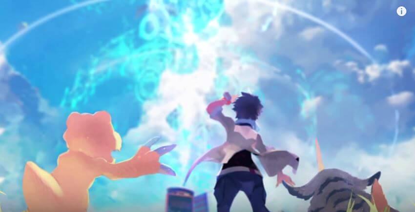 Lançado Trailer Digimon World Next 0rder