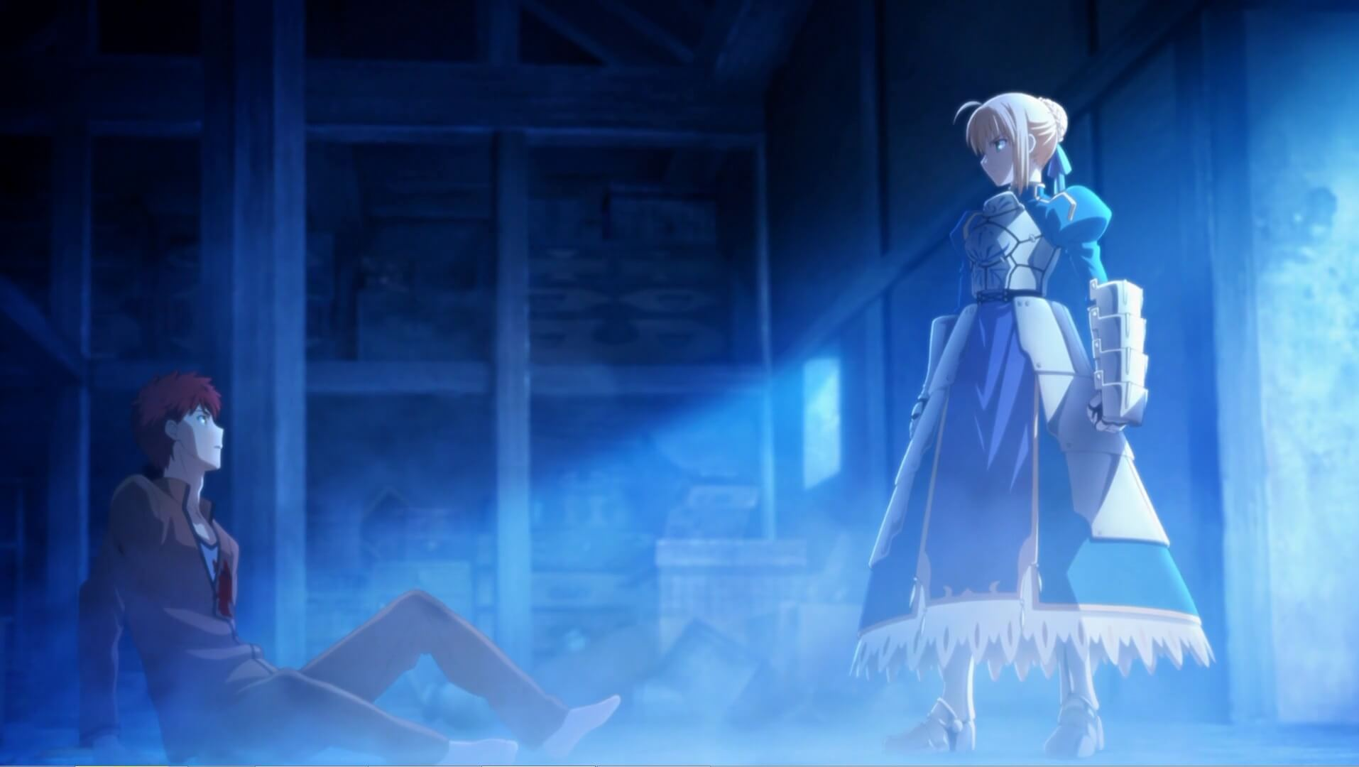 Fate Stay Night 2014