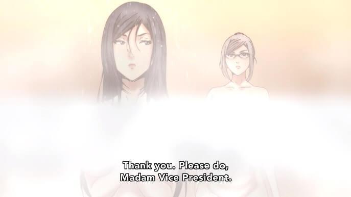 Imagens não censuradas de Kangoku Gakuen | Episódio 1