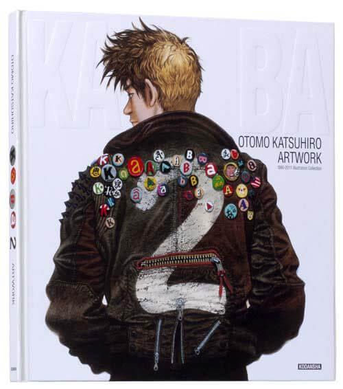 Criador de Akira lança novo Art Book