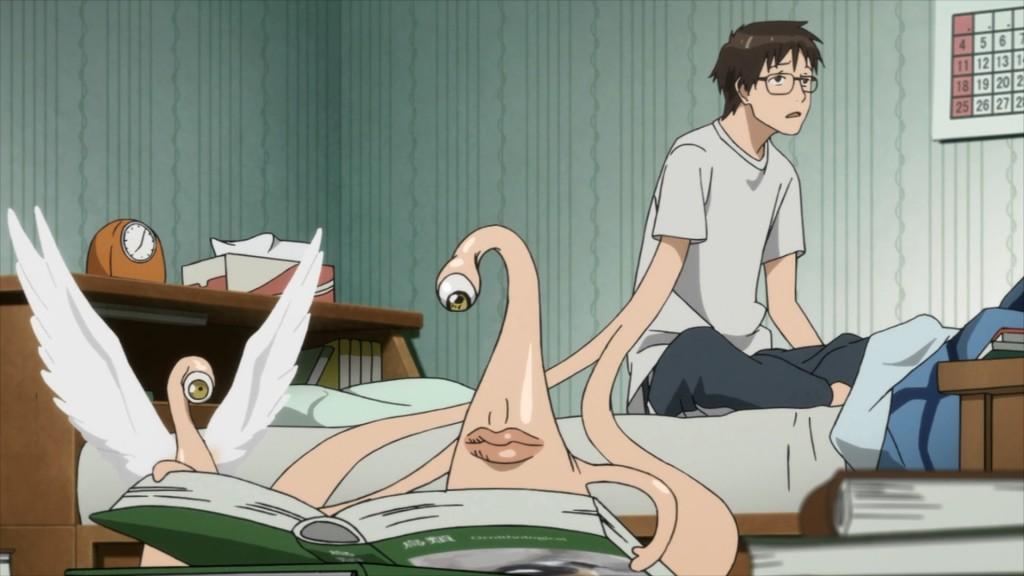Anime Kiseijuu Sei no Kakuritsu