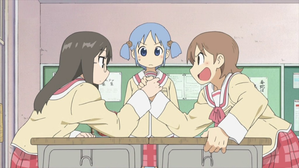 Anime Nichijou
