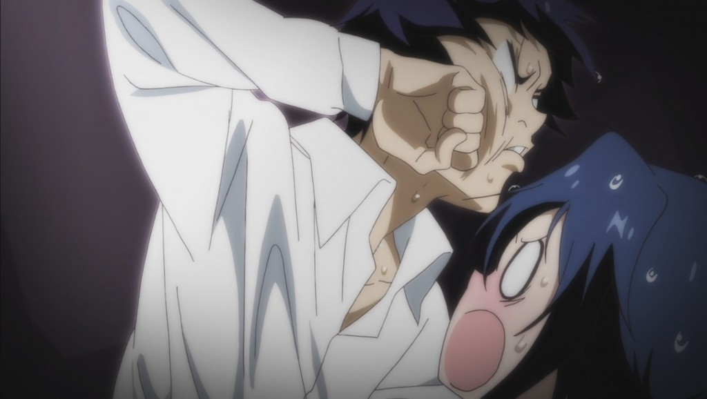 Anime Nisekoi False Love