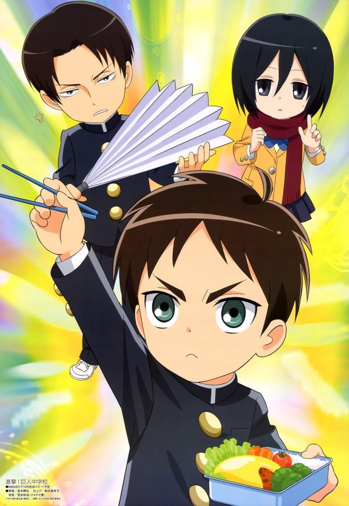 Animes mais esperados da Temporada Outono 2015