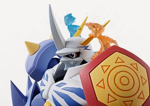 Digimon Omegamon figura 1