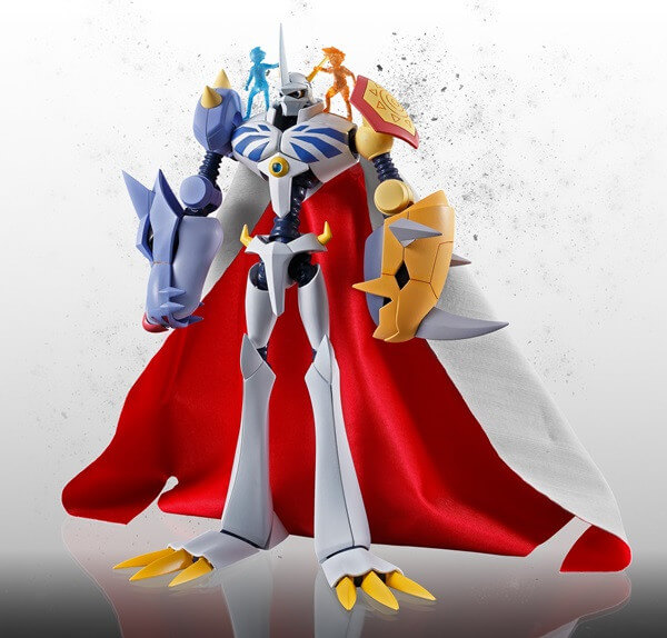 Digimon Omegamon figura 3