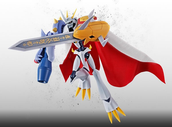Digimon Omegamon figura 4