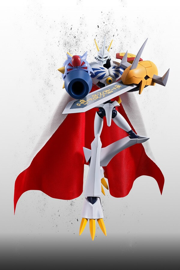 Digimon Omegamon figura 5