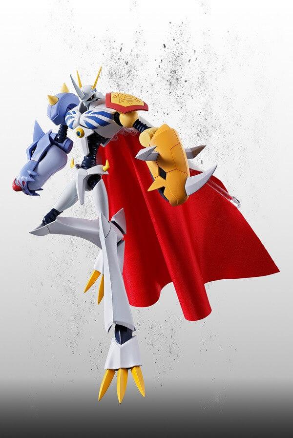 Digimon Omegamon figura 7