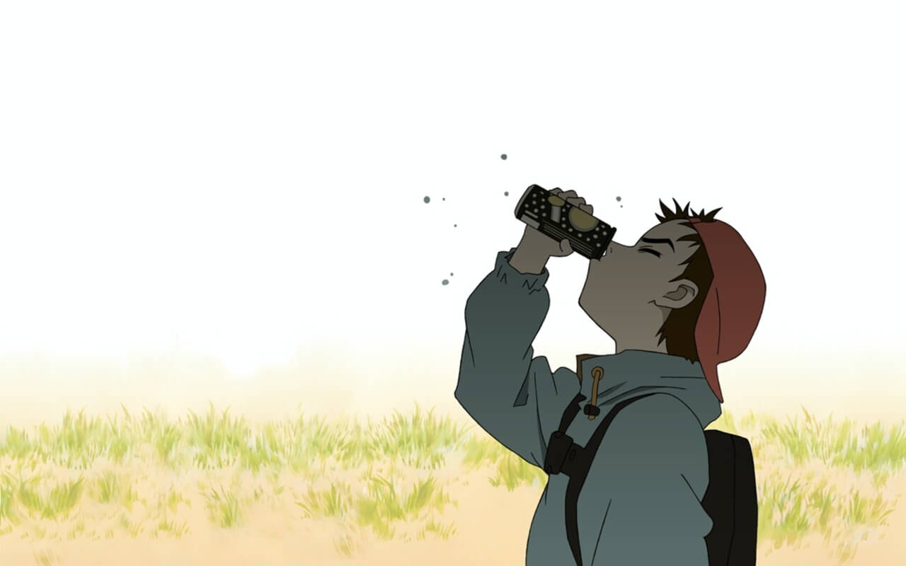 FLCL Segunda Temporada revela Data de Estreia do Trailer