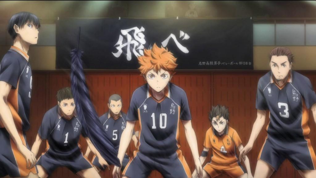 Haikyuu 2 Anime Outono 2015