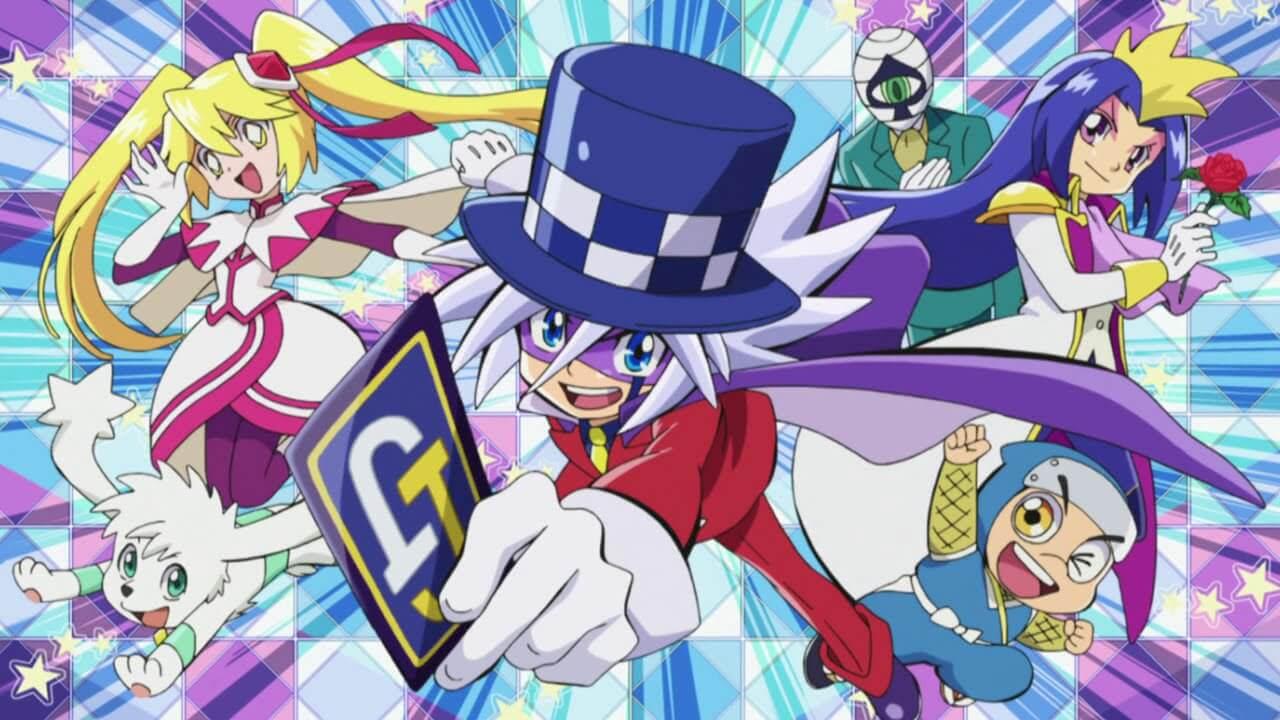 Kaitou Joker anuncia Terceira Temporada
