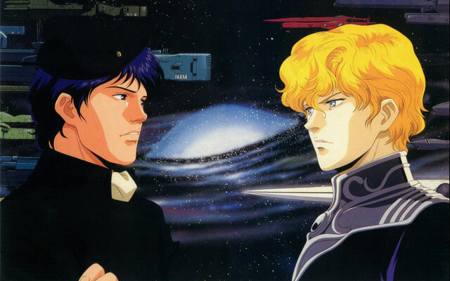 Legend of the Galactic Heroes recebe novo manga | Weekly Young Jump