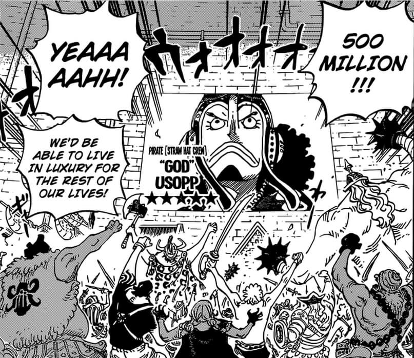Manga One Piece | Capítulo 746