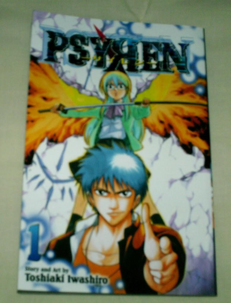 Manga Psyren | Primeiras Impressões